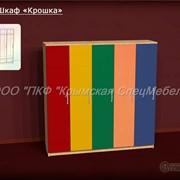 """Мебель для раздевалок: Шкаф """"Крошка"""" 13001 фото"""