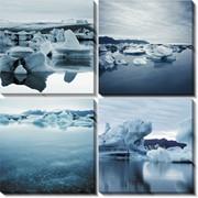 Модульная картина Лед , Неизвестен фото