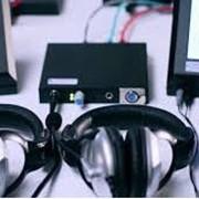 Оборудование для синхронного перевода,звукотехническое оборудование фото