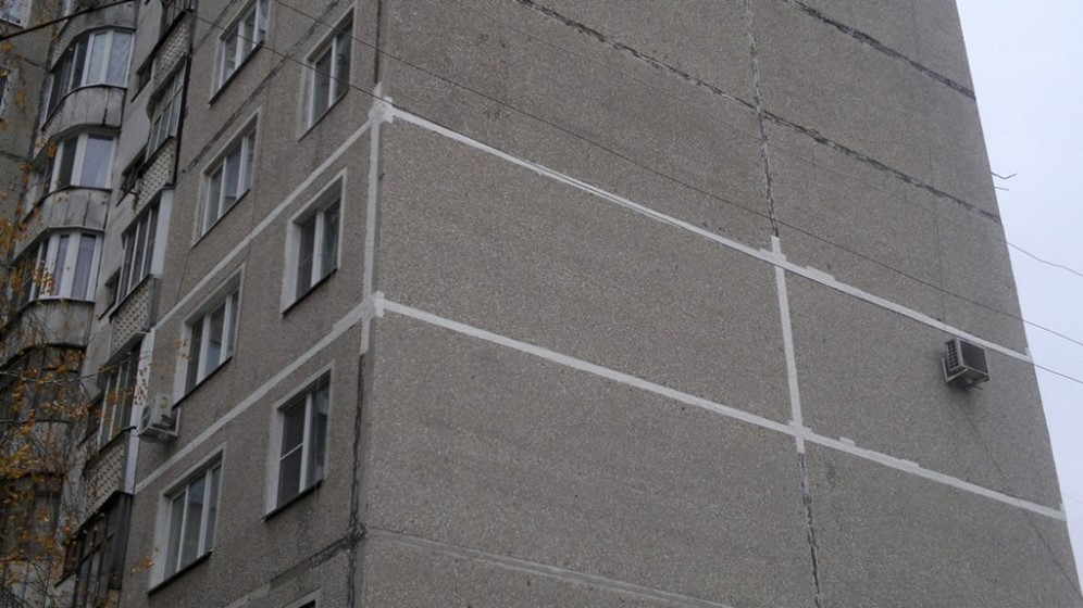 Герметизация швов в панельных домах прайс