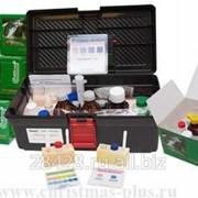 Тест-комплекты для химического экспресс-анализа воды и почвенных вытяжек фото