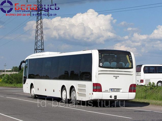 Автобус ман междугородний man lion's regio r13 в ...