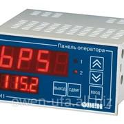 Панель оператора с цифровой индикацией ОВЕН СМИ1 фото