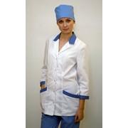 Куртки медицинские женские Премиум класс КМКВ.04 фото