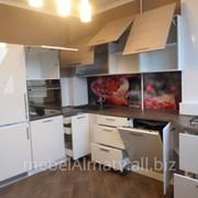 Кухня встроенная фото