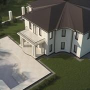 3D визуализация фото