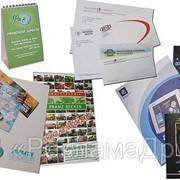 Бланки, буклеты, листовки, визитки, открытки, конверты фото