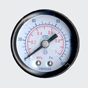 Манометр аксиальный Y40-G1/8 круглый фото