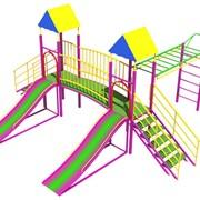 Детский игровой комплекс ДИК 14 фото