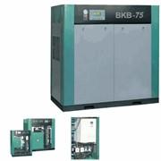 Винтовой компрессор ВКВ 60 Лидер (ременной привод), ВКВ могут комплектоваться частотным преобразователем ВС, что обеспечивает оптимальное потребление электроэнергии, экономия энергозатрат составляет до 25-30 фото