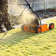 Услуга снабжения газонов воздухом фото