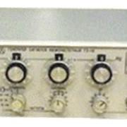 Генератор сигналов низкочастотный Г3-118 фото