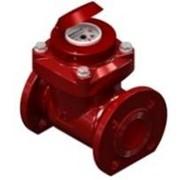 Счётчик воды турбинный WPW — UA, 100 мм фото