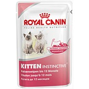 Консервы для кошек Kitten Instinctive фото