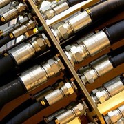 Гидравлика промышленная, ГИДРАВЛИКА HYDRAULIC HOSES & FITTINGS фото