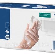 H3 - Tork листовые полотенца Singlefold C-сложения - 20 уп/кор, 120 л/уп, 2 слоя фото