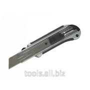 Нож с выдвижным лезвием 25 мм фото