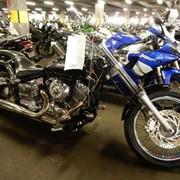 Мотоцикл чоппер No. B5801 Yamaha DRAGSTAR 400 фото