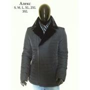 Куртка мужская зимняя на меху Алекс фото