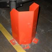 Комплектация и поставка защиты для складского и парковочного оборудования. фото
