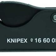 Инструмент для удаления изоляции с коаксиальных кабелей 16 60 05 SB KNIP_KN-166005SB фото
