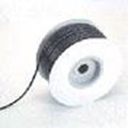 Шнур резиновый для уплотнения вакуумных систем круглого и прямоугольного сечений фото