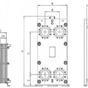 Пластинчатый теплообменник Funke FPDW 31 Соликамск Пластинчатый теплообменник для молока Sondex S64 Кисловодск