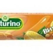 Натурино с витаминами и натур соком апельсина, упаковка 33,5 г фото