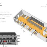 Звуковая система - Бар, настенные громкоговорители Apart фото