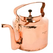 Самовар-чайник медь форма чайник, Эксклюзивный фото