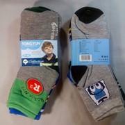 Детские носки для мальчиков от 40 пар. Хлопок 95%, Полиэстер 5% фото