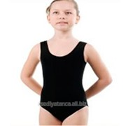 Купальник гимнастический майка х/б размер 26-36 фото