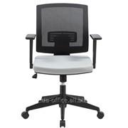 EasyChair MIRO-2-C ткань серая, сетка черная, пластик, 373258 фото