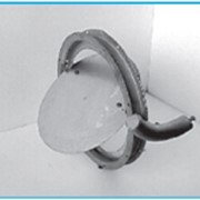 Клапан обратный КО на фланцах из уголка фото