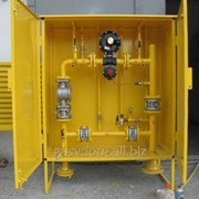 Шкаф газорегуляторный ГРПШ 10 МС фото