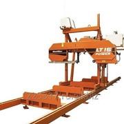 Ленточная пилорама Wood-Mizer LT-15 POWER (электрический подъем) фото