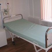Матрацы для общебольничных кроватей фото