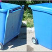 Мусорные контейнеры фото