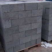 Блоки керамзитные шлаковые газосиликатные фото