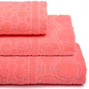 Полотенце Opticum 100*150 светло розовое фото
