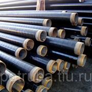 Труба в ВУС изоляция 108 мм ТУ 5768-006-09012803-2012 фото