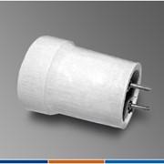 Электро патрон Е40 Д-003 для установки в него электрических ламп с резьбовым цоколем Е40 по ГОСТ 28108-89. Виды климатического исполнения УХЛ2, Т2 по ГОСТ 15150-69 фото