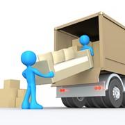 Профессиональная перевозка мебели фото