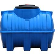 Баки для воды пластиковые от 250 до 1 000 литров фото