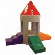 Мягкие игровые модули Башня в детскую комнату KIDIGO фото