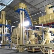 Оборудование для производства пеллет из Китая фото