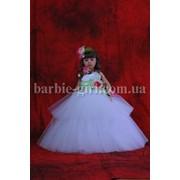 Детское платье нарядное RUD_9852 фото