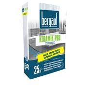 Клей для плитки Bergauf Keramik PRO 25 кг фото
