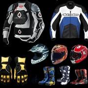 Экипировка для мотоциклистов, мотоциклетная экипировка фото