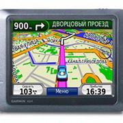 GPS-навигатор Garmin Nuvi 205 фото